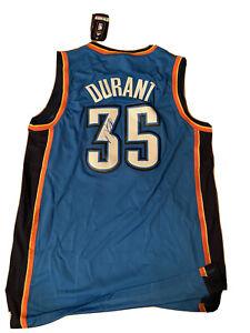 KEVIN DURANT Autographed OKC Thunder Jersey Signed Adidas Swingman