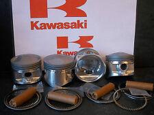 KAWASAKI Z750 KZ750 GT750 GPZ750 Pistón Kits (4) Nuevo +0.5mm Oversize kir P11050