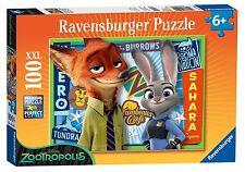 Disney Zootropolis - Ravensburger 100 Pièces Puzzle neuf
