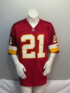 Washington Redskins Jersey (VTG) - #21 Terry Allen by Starter - Men's XL