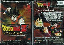 Dragon Ball Z Vegeta Saga 1 Vol 1 Saiyan Showdown New Anime DVD Funimation Uncut
