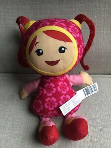 Team Umi Zoomi Plush Stuffed Doll 2011