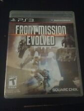 Front Mission Evolved (PlayStation 3, PS3) Game Disc & Case - Free Shipping