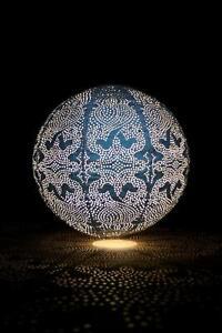 Solar Lantern - LED Outdoor Hanging & Table Light - Sold Individually - Globe