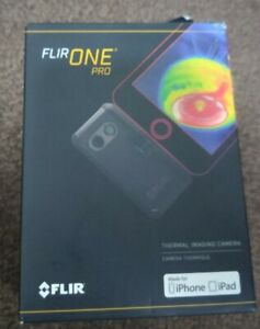 FLIR ONE pro Thermal Imaging Camera Attachment for Apple IOS