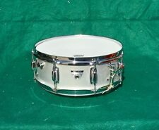 1971 LUDWIG Standard 5 X 14 Snare Drum, With Case And Practice Pad