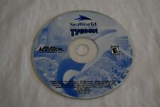 Activision Seaworld Adventure Parks Tycoon PC Game - CD Only