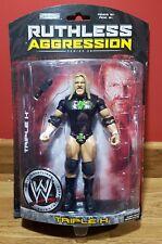 TRIPLE H figure Ruthless Aggression - Jakks Pacific - Series 30 wwe wrestling