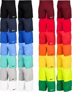 Nike Men's Shorts Dri-Fit Park III Football Gym Training Sports Soccer Summer