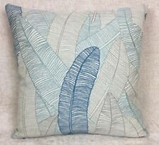 """Voyage Daxby Seathistle Fabric Cushion Cover 16""""x16"""" Same Fabric Both Sides"""