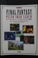 JAPAN Piano Solo Album: Final Fantasy Sakuhinshuu (Piano Score Book)