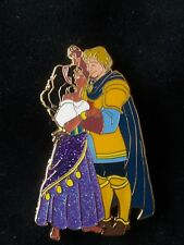 PINS DISNEY FANTASY PIN ESMERALDA AND PHOEBUS DANCE HUNCHBACK NOTRE-DAME