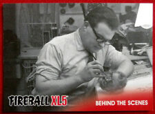 FIREBALL XL5 - Base Card #50 - BEHIND THE SCENES - Gerry Anderson - 2017