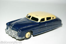 DINKY TOYS 139B 139 B 171 HUDSON COMMODORE SEDAN EXCELLENT REPAINT