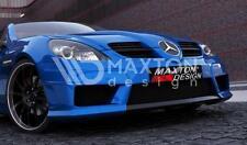 Paraurti anteriore TUNING MERCEDES SLK R171 LOOK R172 2004 - 2011 sportivo