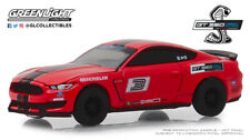 1:64 GreenLight *HOBBY* RED 2016 Ford Mustang Shelby GT350 Racing School *NIP*