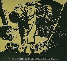 A Bottle of Pills with a Bullet Chaser [Slipcase] by Wino (CD, Nov-2008, 2...