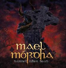 Mael Mordha - Damned When Dead CD 2013 doom Ireland Candlelight Records