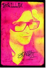 SKRILLEX ART PRINT PHOTO POSTER GIFT DJ SKILLEX