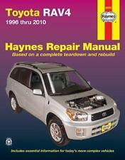NEW HAYNES SERVICE WORKSHOP REPAIR MANUAL BOOK TOYOTA RAV4 1996-2010
