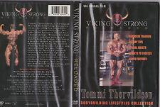 Bodybuilding - Weight Training - Viking Strong Reloaded DVD - Tommi Thorvildsen
