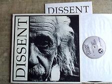 Dissent  – Dissent Label: Amity Records – S-19426/7 Vinyl, LP + insert