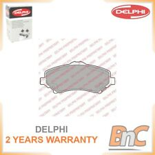FRONT DISC BRAKE PAD SET DODGE CHRYSLER JEEP DELPHI OEM 68093323AB LP2143 HD
