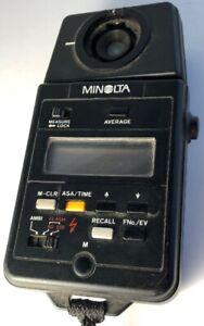 Minolta Auto Meter iiif...No Battery