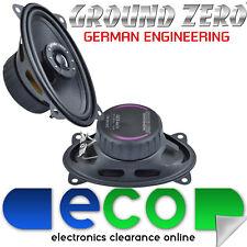 PORSCHE 911 sol Zero 4x6 pouces 220 W 2 Way porte avant voiture haut-parleurs