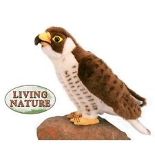 FALCON - LIVING NATURE REALISTIC STUFFED SOFT FLUFFY PLUSH TEDDY TOY CUDDLY