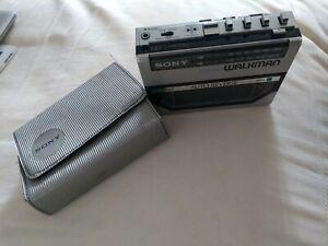 Balladeur cassette SONY WALKMAN WM F55