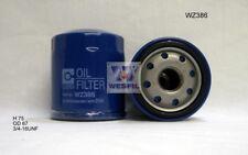 WESFIL OIL FILTER FOR Toyota MR-2 Spyder 1.8L 2000-2006 WZ386