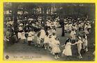 cpa FRANCE Auvergne VICHY (Allier) BAL d'ENFANTS en 1908 Danse La FARANDOLE