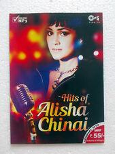 Hits of Alisha Chinai - Bollywood Hindi Songs Mp3 CD