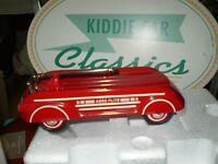 NEW IN BOX Hallmark Kiddie Car Classics '1940 Garton Aero FLITE WAGON DieCast