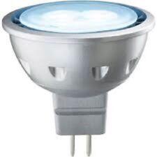 Paulmann 5,5W Ice Blue 5,5 Watt  LED 12V GU5,3 Licht Lampe Blau Neu Ovp