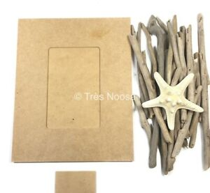 Driftwood Photo Frame Make Your Own With Starfish