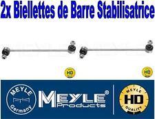 2 Biellette Barre Stabilisatrice AV MEYLE HD VW GOLF VII 1.4 TSI 122CH