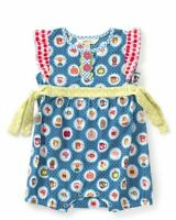 Matilda Jane Teachers Pet Romper Size 12-18 18-24 Months The Adventure Begins