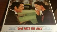 GONE WITH THE WIND lobby card reprint