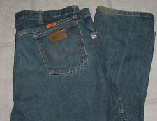 Wrangler FR Jeans Original FR13MWZ Flame Resistant ATPV 23.8 42x32 Fits 44x33