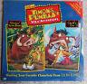 Timon & Pumbaa's Walt Disney LASERDISC NTSC made in USA SEALED-SIGILLATO