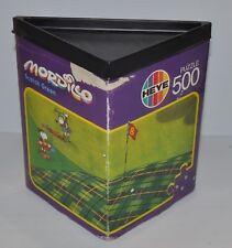 MORDILLO Scoth Green 500 piece PUZZLE HEYE 1992 (not complete)