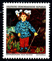1396 postfrisch DDR Briefmarke Stamp East Germany GDR Year Jahrgang 1968