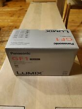 Panasonic LUMIX DMC-GF1 12.1MP Digital Camera - Black (Kit w/ ASPH 20mm Lens)