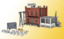 kibri 39813 Spur H0 Fabrik mit Anbau #NEU in OVP#