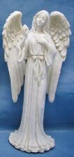 Statue ou Statuette Ange avec étoile - Hauteur : 20 cm
