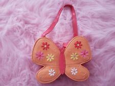 gymboree social butterfly purse OS