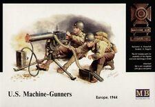 Master Box 1/35 nos máquina Gunners, Europa 1944 # 3519 @