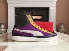 Puma Archive Lite Mid Lakers Purple Yellow Size 10.5